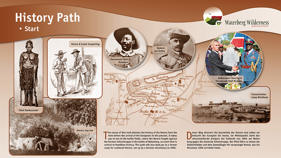 Waterberg Wilderness History Path