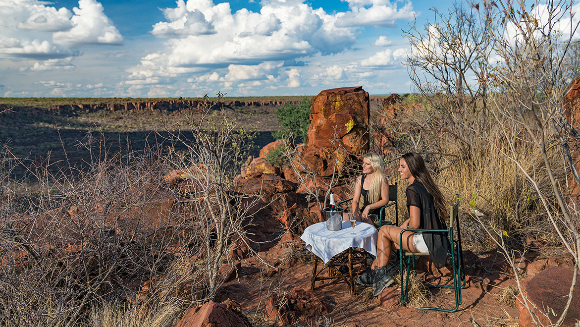 Waterberg Wilderness Honeymoon Sundowner