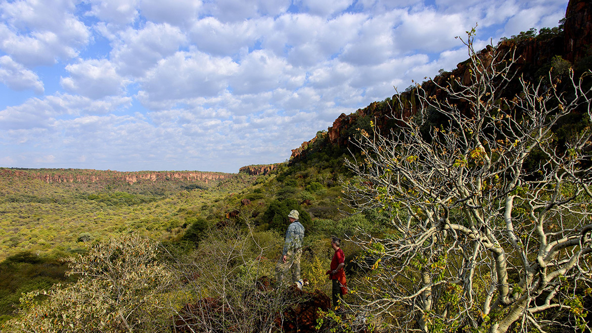 Waterberg Wilderness Natur-Wanderwege