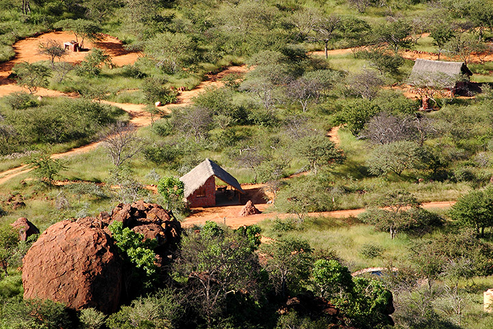 Waterberg Plateau Campsite & Andersson Camp