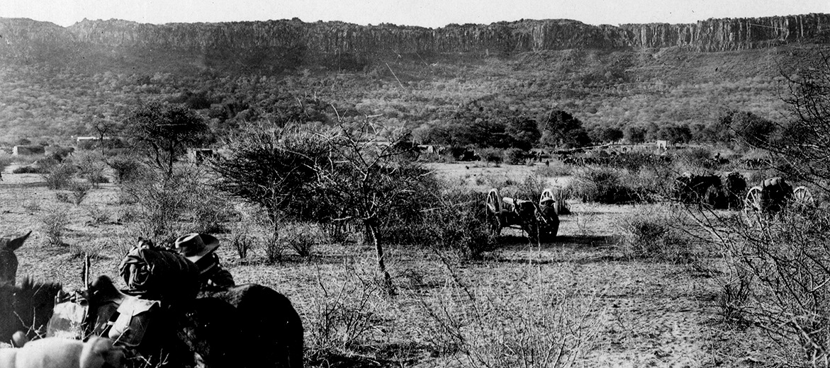 Waterberg Wilderness Geschichte